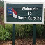 Photo taken at North Carolina Welcome Center by Robbie P. on 7/27/2013
