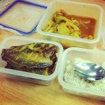 Photo taken at ห้องอาหารชั้น 8 BBL สนญ.สีลม by Kitti N. on 11/29/2012