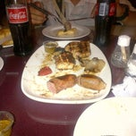 Photo taken at Quile Steak Delicias De Novillo by jorge luis c. on 7/31/2013