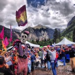 Photo taken at Telluride Blues and Brews Festival by Sam S. on 9/14/2013
