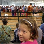 Photo taken at Scioto County Fairgrounds by Claire A. on 8/8/2013