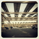 Photo taken at De Anza Parking Lot B by Edmond C. on 1/22/2013