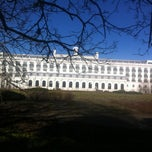 "Photo taken at Sanatorija ""ĶEMERI"" by Ieva Z. on 4/28/2013"