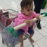 Photo taken at Giant Hypermarket by Wulan C. on 2/28/2014