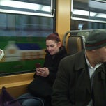Photo taken at Clemenceau (MIVB / STIB) by Ben F. on 1/17/2014