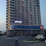 Photo taken at Park Inn by Radisson, Astrakhan by Yuri T. on 7/25/2013