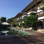 Photo taken at Maryoosamui Hotel by Ирина Л. on 2/4/2015