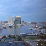 Photo taken at Sheraton Inner Harbor Hotel by Kerry L. on 9/26/2013