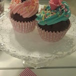 Photo taken at The Cupcakery by Kalben F. on 10/3/2013