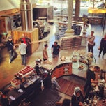 Photo taken at Sightglass Coffee by Kyu K. on 11/19/2012
