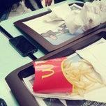 Photo taken at McDonald's by Elena B. on 3/8/2014