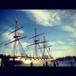 Photo taken at Historic Ships in Baltimore by tamar m. on 12/6/2012