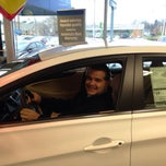 Photo taken at Bob Bell Hyundai of Glen Burnie by J.Carlos V. on 12/7/2013