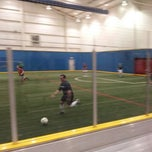 Photo taken at Bancorp South Sports Center by Ben M. on 11/26/2012