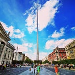 Photo taken at The Spire of Dublin by Cesar P. on 8/29/2013