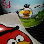 Photo taken at TCBY by Netty on 7/18/2014