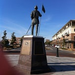Photo taken at Plaza de Luna by Fabio M. on 2/16/2014