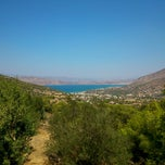 Photo taken at Καμπόλι by Michael D. on 8/9/2013