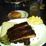 Photo taken at Q Roadhouse & Brewing Co. by Mark J. on 3/18/2013