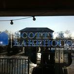 Photo taken at Scotty's Lakehouse by Melissa B. on 12/30/2012