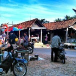 Photo taken at Pasar Kranggan by Adimulyo N. on 8/13/2013