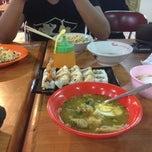 Photo taken at foodcourt burangrang by S. Marlena M. on 10/19/2013
