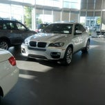 Photo taken at Park Avenue BMW by David B. on 9/18/2013