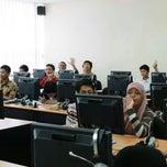 Photo taken at Pusat Teknologi Informasi dan Komunikasi Nasional by Riyan P. on 9/17/2013