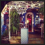 Photo taken at Zazá Bistrô Tropical by Nacha S. on 8/27/2013