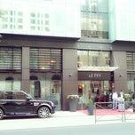 Photo taken at Le Rex Hôtel by Nasree N. on 7/25/2013