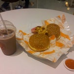 Photo taken at Food Court @ Crescent Mall by Charline H. on 7/6/2014