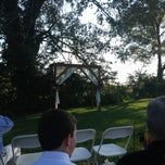 Photo taken at Twin Cedar Farm by Adam F. on 9/7/2013