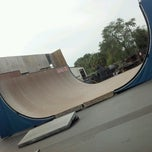 Photo taken at Skatepark Of Tampa by Shawn w. on 10/17/2012