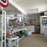 Photo taken at Bay Lavender Trading Company by Chelsea H. on 6/20/2013