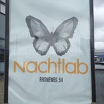 Photo taken at Nachtlab by Tamara v. on 4/16/2013