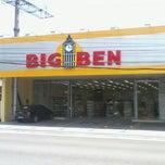 Photo taken at Drogaria Big Ben by Adolfo M. on 12/24/2012