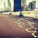 Photo taken at Jalan Casablanca by Happy H. on 12/19/2013