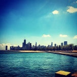 Photo taken at Fullerton Beach by André A. on 9/12/2013