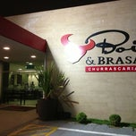 Photo taken at Churrascaria Boi & Brasa by Evandro X. on 8/16/2013