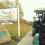 Photo taken at The Timbers at Troy Golf Course by Jon V. on 11/3/2012