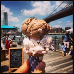 Photo taken at Brooklyn Ice Cream Factory by @HungryEditor B. on 6/9/2013