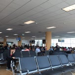 Photo taken at Puerta / Gate 11 (LIM) by Jantima T. on 4/27/2015