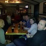 Photo taken at Flat Rock Saloon by Nick D. on 12/2/2012