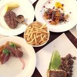 Photo taken at Bluestone Restaurant & Bar by Isa Z. on 12/30/2014