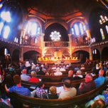 Photo taken at Union Chapel by Mike H. on 7/20/2013
