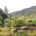 Photo taken at 남한산성야생화단지 by Yiju K. on 9/23/2013