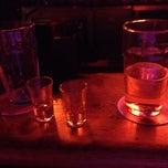 Photo taken at Le Megalo bar by Eirini S. on 6/10/2014