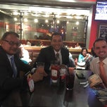 Photo taken at Red Robin Gourmet Burgers by John B. on 4/5/2015