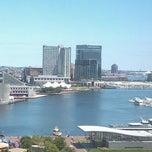 Photo taken at Sheraton Inner Harbor Hotel by Carol Ann S. on 7/29/2013