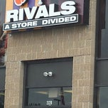 Photo taken at Rivals - Store Divided by Bryce P. on 8/1/2014